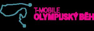 logo T-mobile olympijský běh