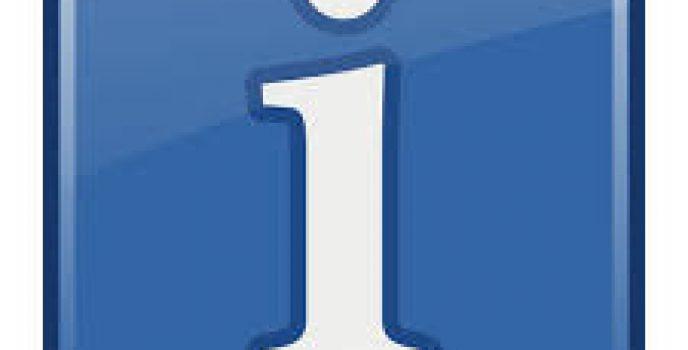 ikona informace